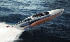 New Aeroboat Revealed With Rolls-Royce Merlin V-12