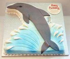 Dolphin cake image by Yell3 - Photobucket