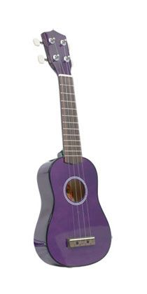 Brunswick: Ukulele - Purple. £26.95