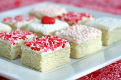 SUGAR COOKIE BARS By Let's Dish Recipes