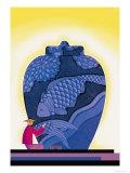 Craftsman Poster van Frank Mcintosh