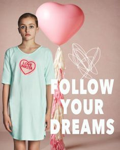 Dream a little dream with our  #lovenikita nightie