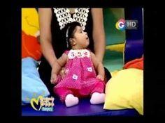 Estimulacion para sentarse en el bebé