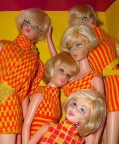 Barbie Box o Mod - Orange Bomb!!!