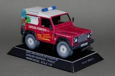 French Fire Department Land Rover Defender 90 Free Vehicle Paper Model Download - http://www.papercraftsquare.com/french-fire-department-land-rover-defender-90-free-vehicle-paper-model-download.html#135, #Defender, #Defender90, #LandRover, #LandRoverDefender, #LandRoverDefender90, #SUV