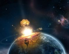 Meteor impacts | The Grouch at Right Truth: Asteroid to End Life on Earth: Minorities ...