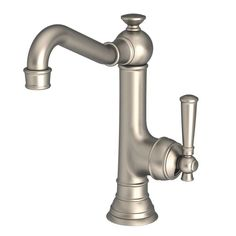 Newport Brass 2470-5203 Jacobean Bar Faucet with Metal Lever Handle