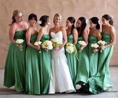 Damigelle sposa tradizione anglosassone | Look Sposa