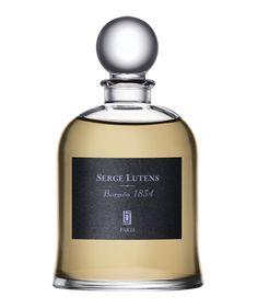 Bornéo 1834 - Palais Royal Exclusive Fragrances - Serge Lutens Perfumes //  La peau du bois - A touch of wood