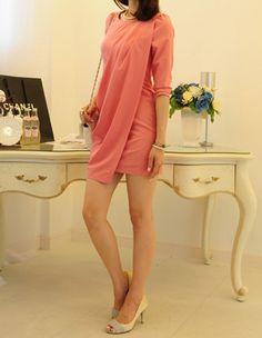 a modern Jackie O dress