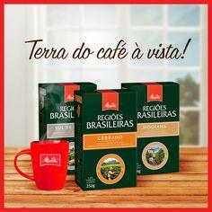 Celebre o Descobrimento do Brasil descobrindo um novo sabor de café: O Regiões Brasileiras!