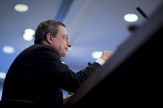 Draghi Euro Warning Looms as ECB Debates Policy Measures.(April 14th 2014