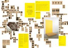 Plata Laus 2013 | Gráfica aplicada en espacios |  Título: Contextos en desús. Estratègies per habitar l'espai de l'altre |  Autor: Bisdixit |  Cliente: Centre d'Art La Panera, Lleida
