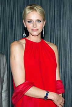 Noblesse & Royautés » Princess Charlene of Monaco