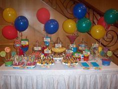 candy table - Google Search