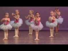 Ballet Positions...All 5 in a Row....so cute!!!!!!