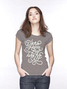 Women's Do No Harm Shirt