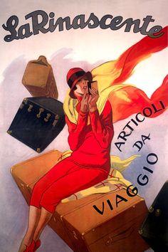 Vintage Venus - La Femme Fatale - luscious, desirable, decadent