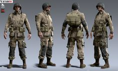Airship outsourcing Battalion 1944 video games character, Our experts cover all aspects of outsourcing Battalion 1944 with visual effects to code.