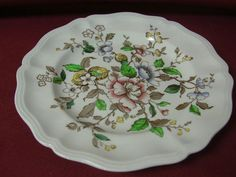 Royal Doulton England MonMouth Pattern # D6195 salad plate