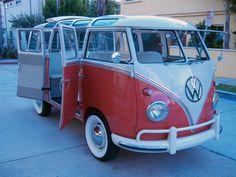 1959 VW 23 Window Deluxe Microbus