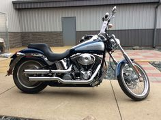 2000 Harley Davidson Duece FX ST sold as is $5500