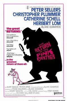 """I see you are familiar with the falling-down-on-the-floor ploy."" ~ The Return of the Pink Panther ~ 1975"