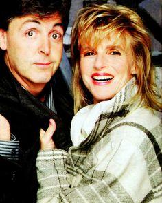 ♥♥J. Paul McCartney♥♥  ♥♥Linda Eastman-McCartney♥♥