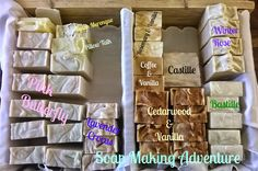 """Let's be honest: #Soap is meant for cleaning, polishing and skin care. It is not a """"natural"""" product, as some soap makers claim. It is not a medicine either. Although using quality handmade soap can benefit your skin a lot."""