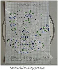 Crochet Edging Patterns, Crochet Motif, Knit Crochet, Crochet Flower Tutorial, Crochet Flowers, Crochet Dollies, Crochet Snowflakes, Festival Decorations, Christmas 2016