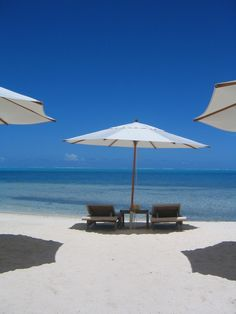 Beach side Bora Bora