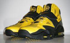 Nike Air Max Express Speed Yellow/Black