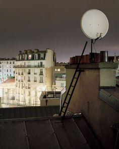 Fine-Art Gallery   Paysage : Over Paris   Alain Cornu   Photographe   Photographer