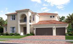 Cavalia Estates in Davie, FL by Stellar Homes Group   New Home Source Professional