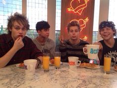 omg michael is eating haha that would be me