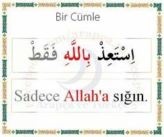 ... Learn Turkish Online, Learn Arabic Online, Turkish Lessons, Arabic Lessons, Learn Turkish Language, Arabic Language, Arabic Funny, Learning Arabic, English Vocabulary