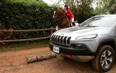 Duelo de titanes! Me ganará?  @jeepperu @jeep_peru #jeeplife #ilovehorses #pachacamac