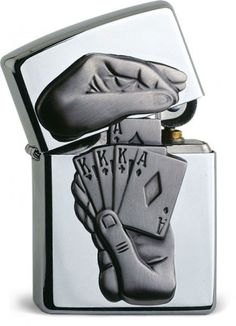 8 Awesome Zippo Lighters - http://www.men-know-why.com/8-awesome-zippo-lighters/