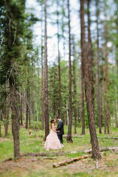 Photography: Cluney Photo - http://www.stylemepretty.com/portfolio/cluney-photo   Read More on SMP: http://www.stylemepretty.com/2012/08/06/montana-wedding-by-cluney-photo/