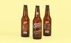 Almogàver Craft Beer (Student Project) on Packaging of the World - Creative Package Design Gallery