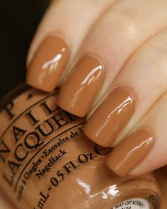 OPI Nordic Collection (release Fall/Winter 2014) - GOING MY WAY OR NORWAY?