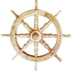 Found it at Wayfair.co.uk - Ships Wheel Wall Decor