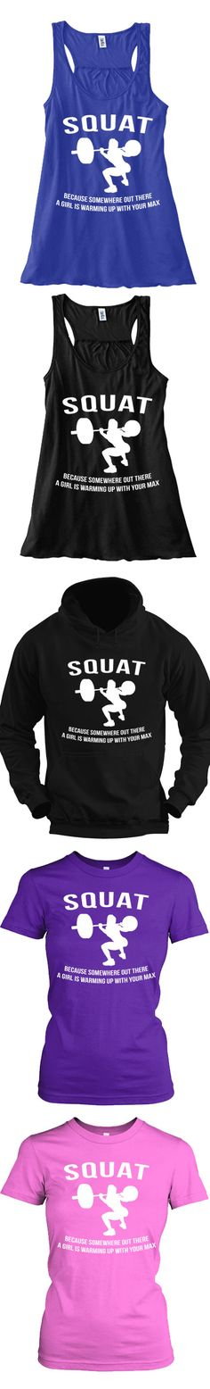 Love Squatting? Then Click The Image To Buy It Now or Tag Someone You Want To Buy This For.