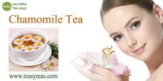 Chamomile Tea, Herbal Remedies, Herbalism, Beauty Products, How To Make, Herbal Medicine, Cosmetics, Products
