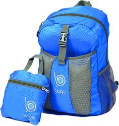Bago Folding Travel Backpack