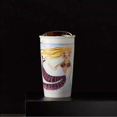 Starbucks mermaid mug . Other