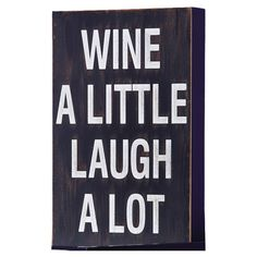 Laugh Wall Decor