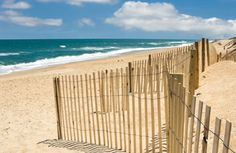 list of quiet east coast beaches