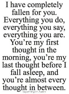 love relationship couple boyfriend long distance i love you BF love quotes Relationship Quotes boyfriend quotes couple quotes long distance relationship quotes quotes for him long distance relatiomship Love Quotes For Her, Soulmate Love Quotes, Great Quotes, Quotes To Live By, Fallen For You Quotes, My Love For You, You Are Mine, Crazy About You Quotes, You Are My Everything Quotes