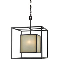 World Imports Hilden Collection 4-light Hanging Pendant   Overstock.com Shopping - Great Deals on World Imports Chandeliers & Pendants